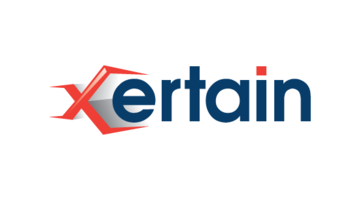 Logo for Xertain.com