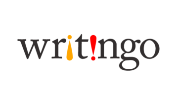 Logo for Writingo.com