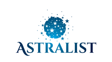 Logo for Astralist.com