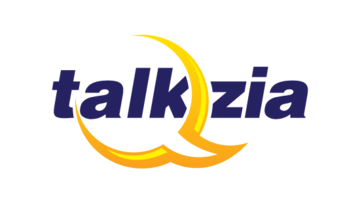 Logo for Talkzia.com