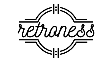 Logo for Retroness.com