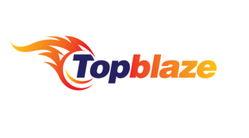 Logo for Topblaze.com