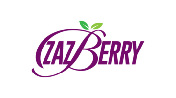 Logo for Zazberry.com