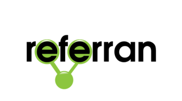Logo for Referran.com