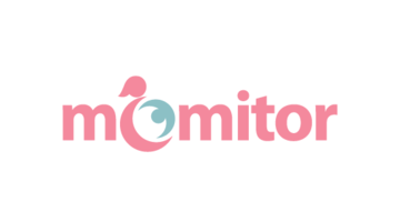 Logo for Momitor.com