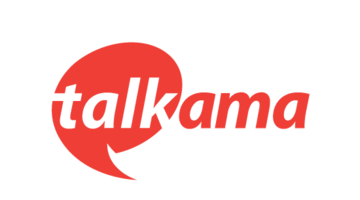 Logo for Talkama.com