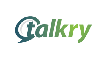 Logo for Talkry.com