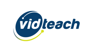 Logo for Vidteach.com