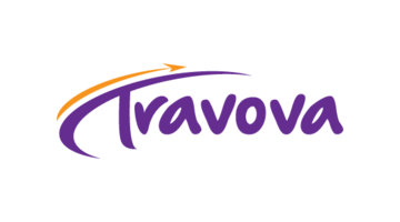 Logo for Travova.com