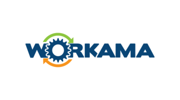 Logo for Workama.com
