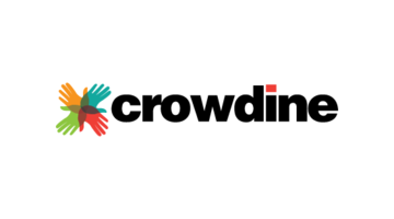 Logo for Crowdine.com