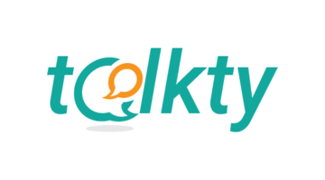 Logo for Talkty.com