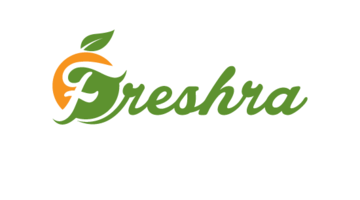 Logo for Freshra.com