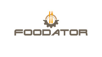 Logo for Foodator.com