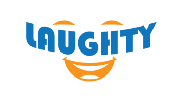 Logo for Laughty.com