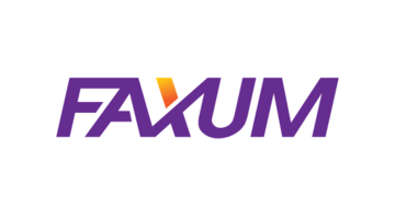 Logo for Faxum.com