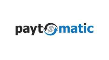 Logo for Paytomatic.com