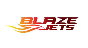 Logo for Blazejets.com