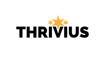 Logo for Thrivius.com