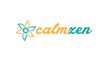 Logo for Calmzen.com