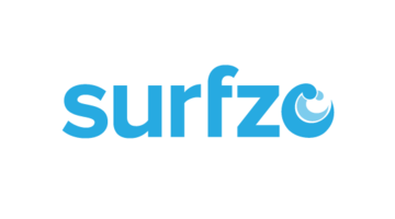 Logo for Surfzo.com