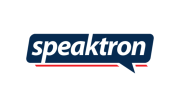 Logo for Speaktron.com