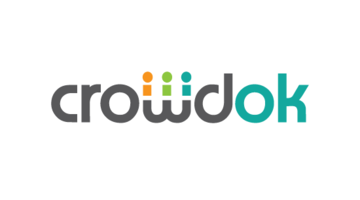 Logo for Crowdok.com