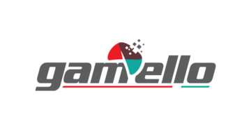 Logo for Gamello.com