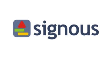 Logo for Signous.com