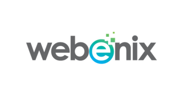 Logo for Webenix.com