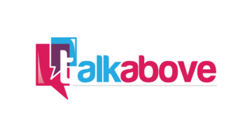 Logo for Talkabove.com