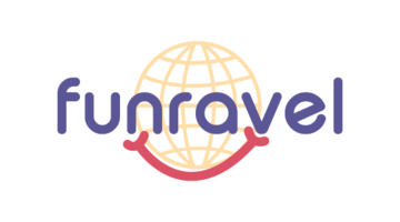 Logo for Funravel.com