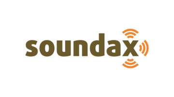 Logo for Soundax.com