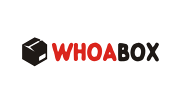 Logo for Whoabox.com
