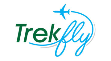 Logo for Trekfly.com