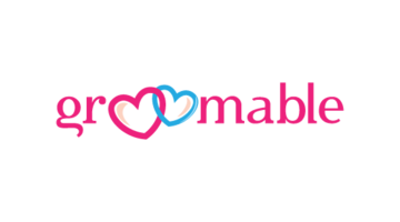 Logo for Groomable.com