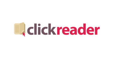 Logo for Clickreader.com