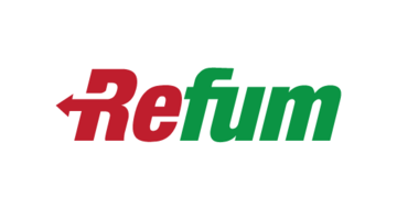 Logo for Refum.com
