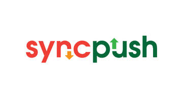 Logo for Syncpush.com