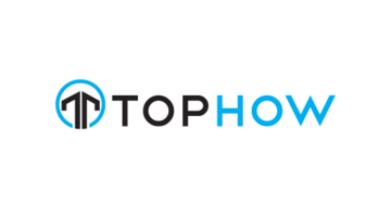 Logo for Tophow.com