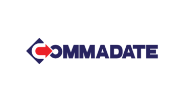 Logo for Commadate.com
