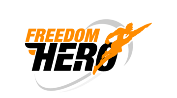 Logo for Freedomhero.com