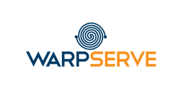 Logo for Warpserve.com