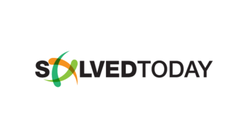 Logo for Solvedtoday.com