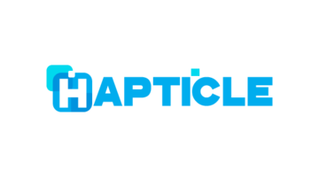 Logo for Hapticle.com