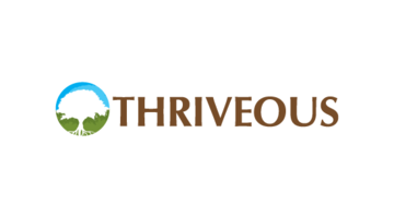 Logo for Thriveous.com