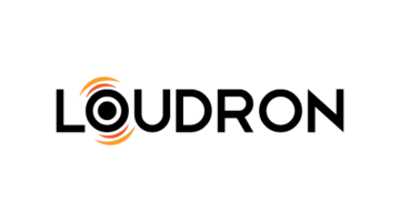 Logo for Loudron.com