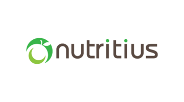 Logo for Nutritius.com