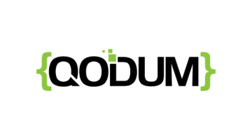 Logo for Qodum.com