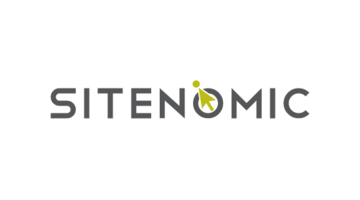 Logo for Sitenomic.com